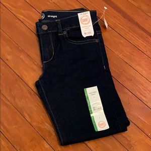 NWT Girls Straight Jeans